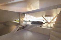 Droomhuis in beeld: Futuristische villa op het Griekse eiland Rhodos ...