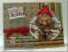 Joyful Jamie, Digital Delight images