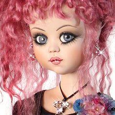 A doll by Jan McLean