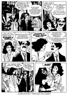 Pagina 05 - L'alba dei morti viventi - lo speciale #Halloween de #iSarcastici4. #LuccaCG15 #DylanDog #fumetti #comics #bonelli