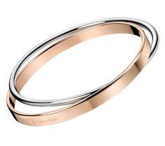 Calvin Klein Coil Bangle - £85 from ROK Jewellery on Wheeler Gate, Nottingham