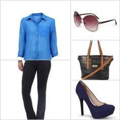 O azul é a cor do verão! http://tempodemoda.climatempo.com.br/Florian%C3%B3polis