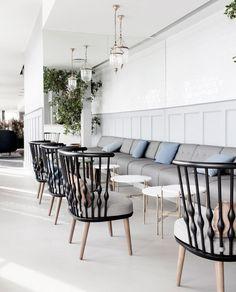 GamFratesi оформили ресторан | Дизайн | Ведущий международный журнал об архитектуре и дизайне интерьеров