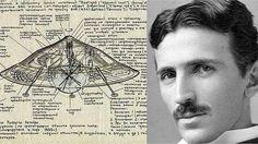 Nikola Tesla e seu ''Disco Voador'' um projeto complexo que poderia mudar pra sempre a história da humanidade ~ Sempre Questione