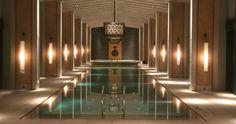 park hyatt sanya - Indoor Pool by Denniston