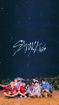 Stray Kids Wallpaper by Aiko