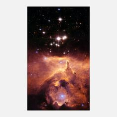 My design inspiration: Pismis 24 And NGC 6357 13x22 on Fab.