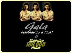 GALA Desobedeció a Dios! Gala Dalí la musa prohibida http://luisbusom.blogspot.com.es/2014/11/gala-desobedecio-dios.html