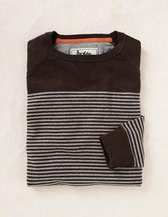 raglan with stripes for kid jumper