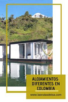Alojamientos diferentes y unicos para que vivas experiencias increíbles junto a los tuyos! Conoce los mejores lugares en COLOMBIA! Bungalows, Trips, Wanderlust, America, City, Board, Nature, Blog, Travel