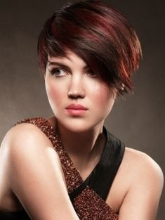 Beautiful Modern Hairstyles for Short Hair 2013