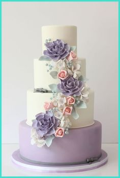 Wedding Cakes - Wedding Cake Designer in Mexico >>> Click on the image for additional details. #WeddingCakes