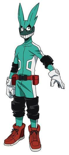 My hero academia, Deku , hero costume
