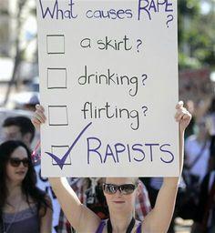 slut walk rapists