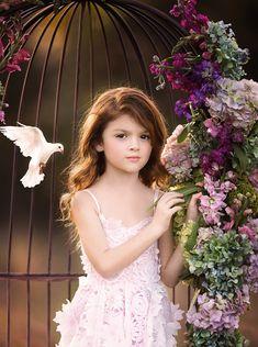 Фотосъемка детей на природе
