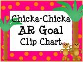 Chicka–Chicka AR Goal Clip Chart product from overthemoonbow on TeachersNotebook.com