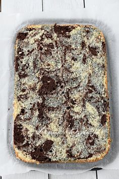 Popapraniec - przepis Polish Recipes, Creme, Banana Bread, Baking, Polish Cuisine