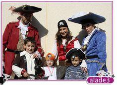 Fiesta Piratas