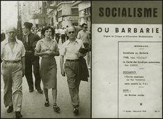 Socialisme ou Barbarie, Cornelius Castoriadis