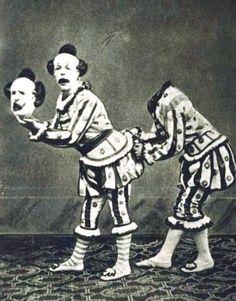 victorian clowns