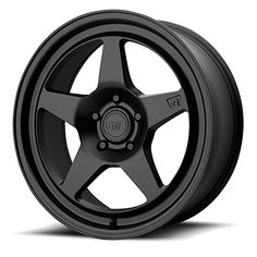 MOTEGI Satin Black Wheel Chromium (hexavalent compounds) x inches x 72 mm, 45 mm Offset) - Automotive Black Wheels, A 17, Wheel Rim, Verify, Racing, Vehicles, Fit, Pattern, Things To Sell