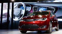 Alphabet, Fiat Chrysler strike deal for self-driving minivan prototypes
