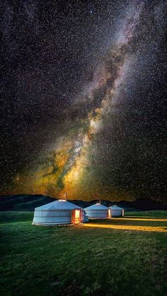 The Milky Way, Mongolia by Miloš Radović