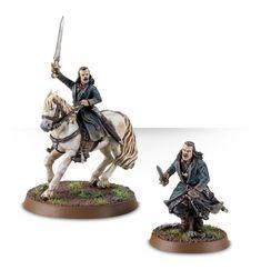 Bard l'Archer™, Héritier de Girion le Seigneur de Dale