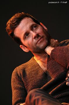 Eion Bailey - Fairy Tales convention in Paris 2013