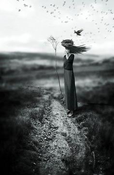 mother earth by Marta Orlowska