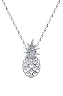 Ketting<BR>Zilver