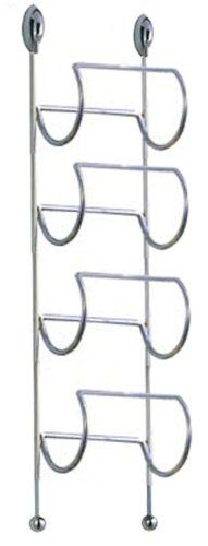 :USE Ollipsis Wine Vine/Towel Holder/Magazine Rack, Polished Chrome by :USE. $59.99. Matching items available. Teardrop form and sleek curved contours. Simple to install. Streamlined and sophisticated. Ideal for residential or commercial use. Ollipsis Wine Vine/Towel Holder/Magazine Rack in Polished Chrome.  A smooth articulation of a classic modern aesthetic, Ollipsis features fluid lines from a streamlined teardrop form. The complete line is available in polished chrome...