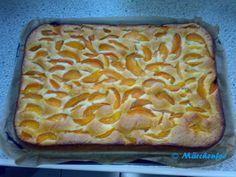 'Schneller Kuchen mit Obst'