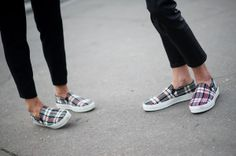 Céline slip-ons THE 50 BEST STREET-STYLE SHOES FROM SPRING 2014
