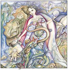 MotherGoddess  -Sharon McLeod