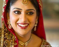 indian wedding bridal fashion jewelry http://maharaniweddings.com/gallery/photo/10212