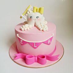 Diş Buğdayı Pasta ve Cupcake-Tooth Cake