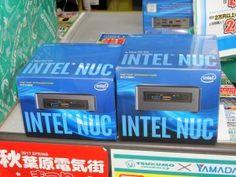 エルミタージュ秋葉原 – Kaby Lake-U搭載の新型Intel NUCがアキバに登場~Iris Plusモデルも間もなく登場予定~