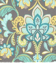 Keepsake Calico Fabric Edacious SeasideKeepsake Calico Fabric Edacious Seaside,