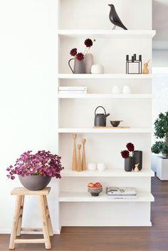Wooden Candleholdes Rolf™ in three sizes. By Freemover together in lovely design classics stilleben. Ein bisschen Herbst.... | SoLebIch.de