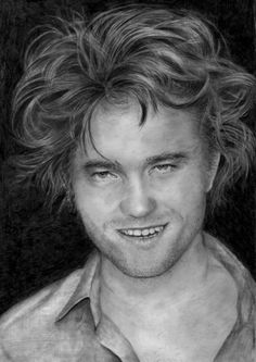 As long as there are celebrities, there will be celebrity fan art . the bad, the terrible and the atrocious. Certainly these fit into any of these categories, but I'm voting on the latter. Bad Fan Art, Fan Drawing, Robert Pattinson, Laughing So Hard, I Laughed, Funny Pictures, Humor, Portrait, Celebrities