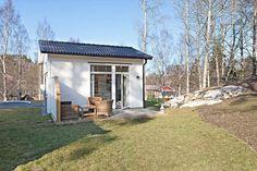 Sveriges mindste Hus til salg er kun 22 kvadratmeter - men vent til du ser det indvendigt, nettet går amok.