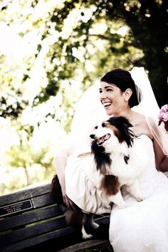 I want a picture with my puppy on my wedding day!! #Minnesota #weddings