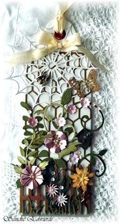 Cheery Lynn Designs Blog: Grandmothers Garden Tag