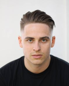 12 New Men& Hairstyles & Haircuts For Mens Modern Hairstyles, Cool Short Hairstyles, Thin Hair Haircuts, Hairstyles Haircuts, Haircuts For Men, Short Hair Cuts, Short Hair Styles, Fresh Haircuts, Formal Hairstyles