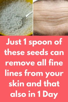 Just 1 spoon of these seeds can remove all fine lines from your skin and that also in 1 Day Today I will share an amazing and easy face pack which will make your face bright, glowing, smooth and soft. This holds good for all skin types. Do this procedure 2 times in a week. Ingredients you will need- 2 tablespoons of tapioca pearl or Sago(sabudana) 1 tablespoon of wheat flour Pinch of turmeric powder …
