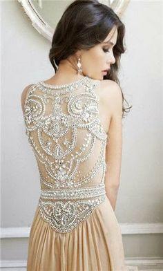 A Beautiful Back Style