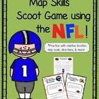 Who's ready for some football with a twist of social studies?? Students will actively engage in practice with map skills while they scoot to stations featuring 8 different football teams!  Students will have the opportunity to collaborate on key map skills such as using map scale, relative location, directions, state identification, etc.