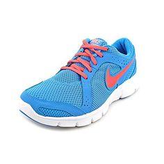 c82f119bc25e New Nike Flex Experience Run 2 Blue Pink Ladies Running Shoes