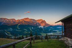 Garmisch-Partenkirchen, Kramer, Wetterstein  by Emanuel Nöhmeier, via Flickr